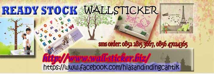 Wall Sticker Yogyakarta