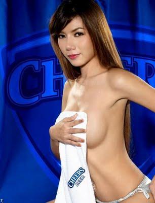 Koleksi Foto Bugil Model Iklan Beer Thailand