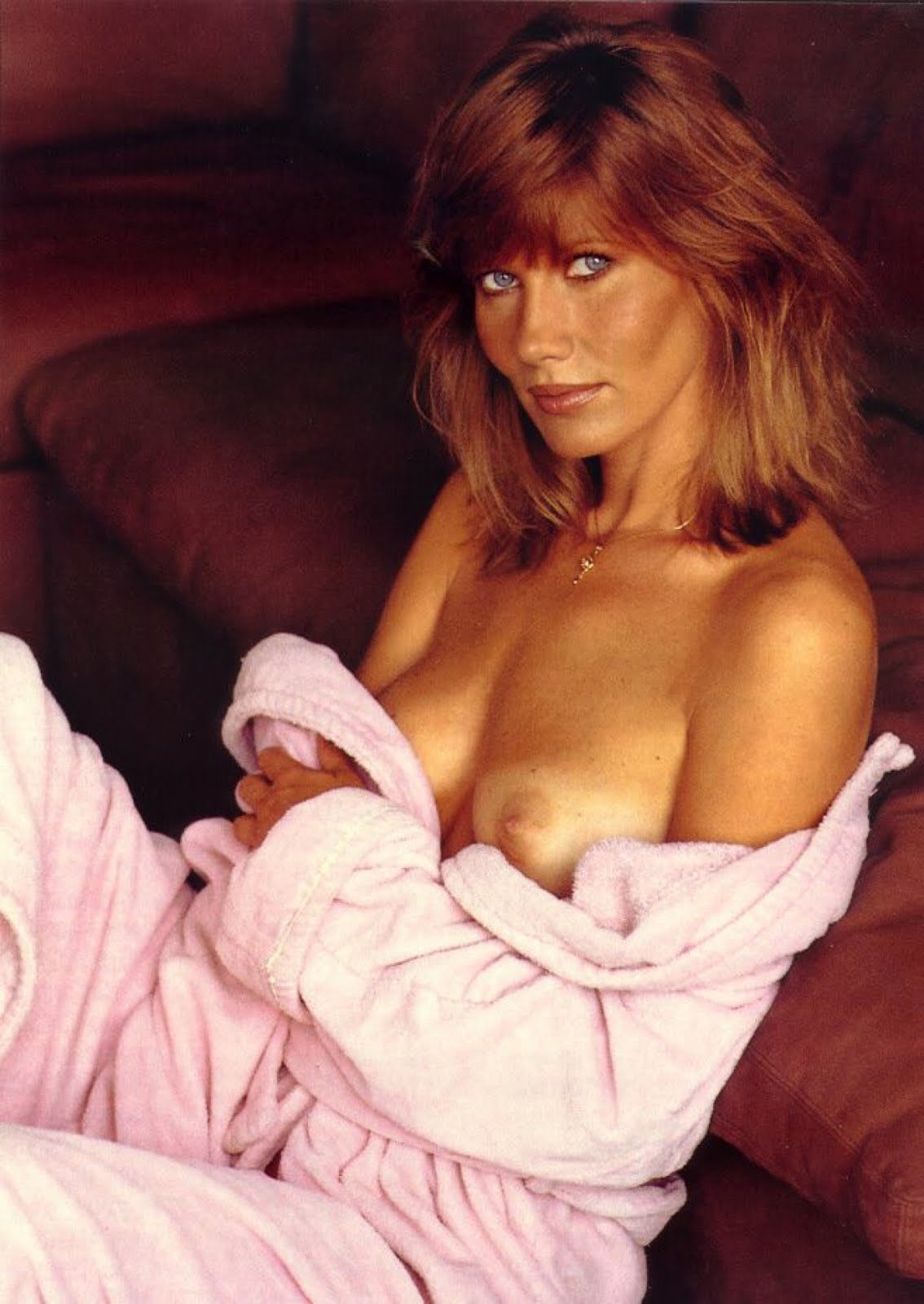 Speaking, catherine bach side boob Slut