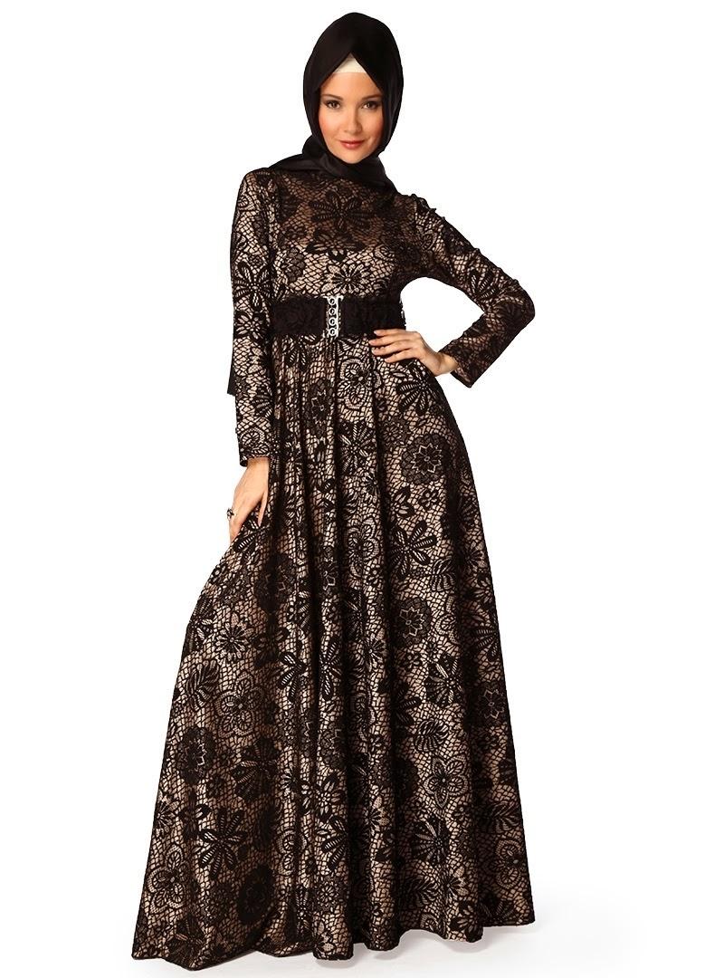 25 Contoh Model Baju Muslim Lebaran Idul Fitri Kumpulan Model
