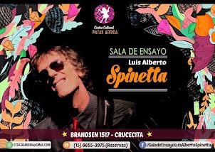 SALA DE ENSAYO // Bandas en Patas!