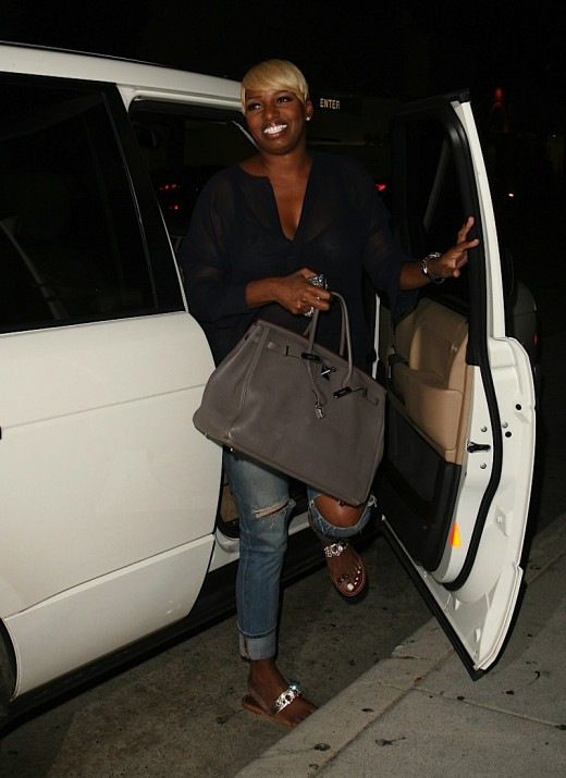 NeNe Leakes Dines At Mr. Chow In Hollywood » Gossip | NeNe Leakes