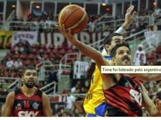 Flamengo vence e conquista inédita Copa Intercontinental de Basquete