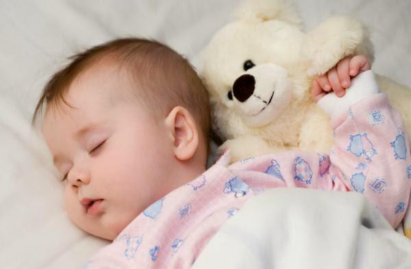 cara kejutkan anak tidur