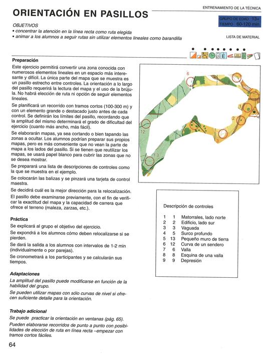Nabesar: CARRERAS DE ORIENTACIÓN. Guía de aprendizaje
