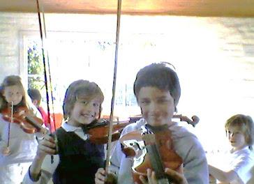 Bauti y Angus