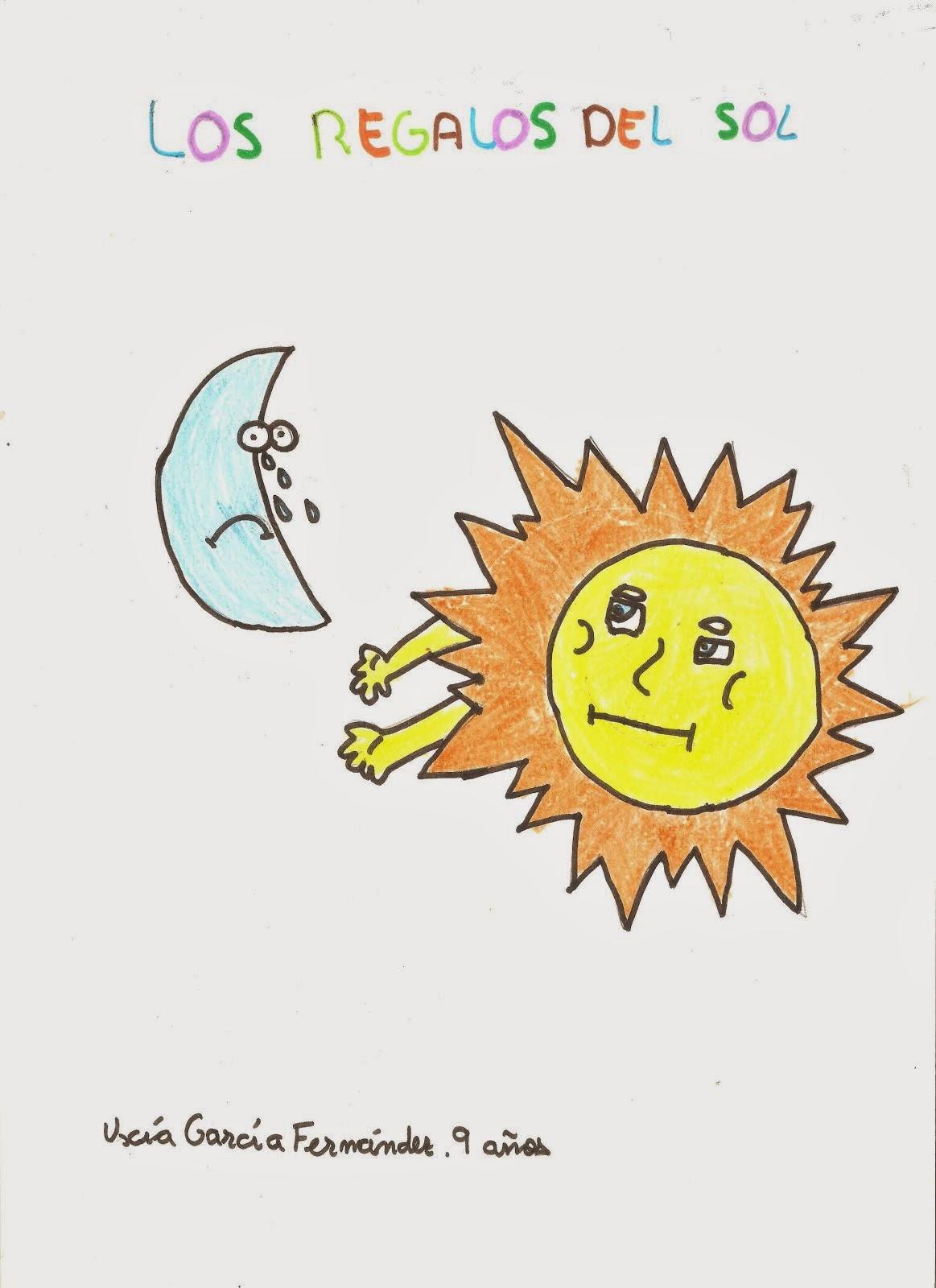 """""""Los regalos del sol"""""""