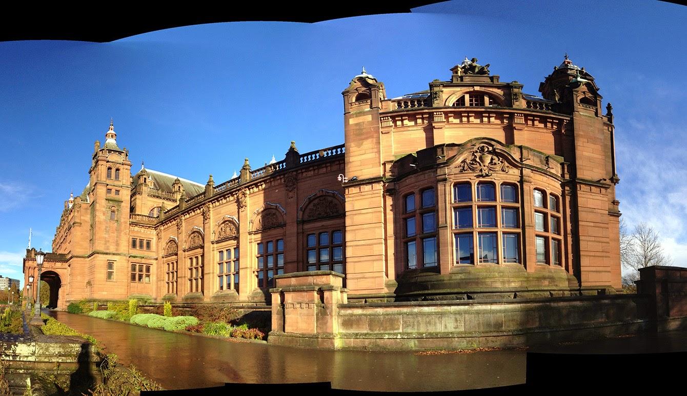 Kelvingrove Art Gallery & Museum Glasgow Scotland