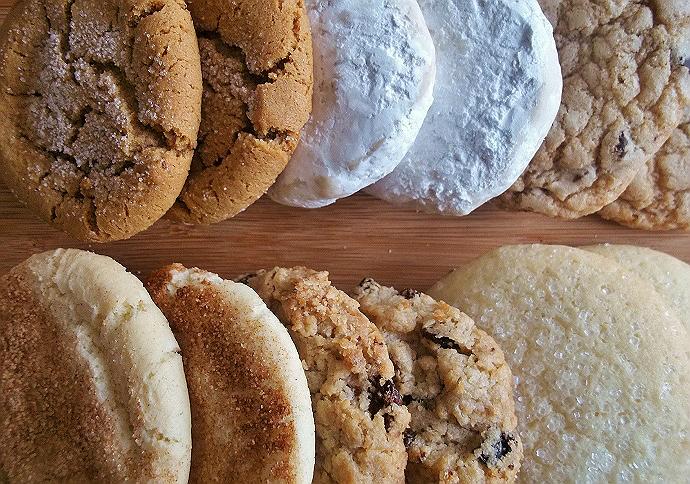 gourmet cookies gift