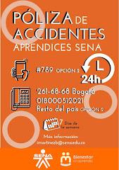 PÓLIZA DE ACCIDENTES  APRENDICES