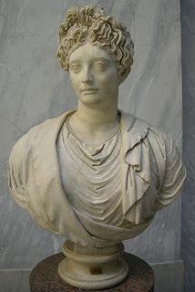 Iulia Flavia o Iulia Titi, hija de Tito - a. 64-91  d.C. (2)