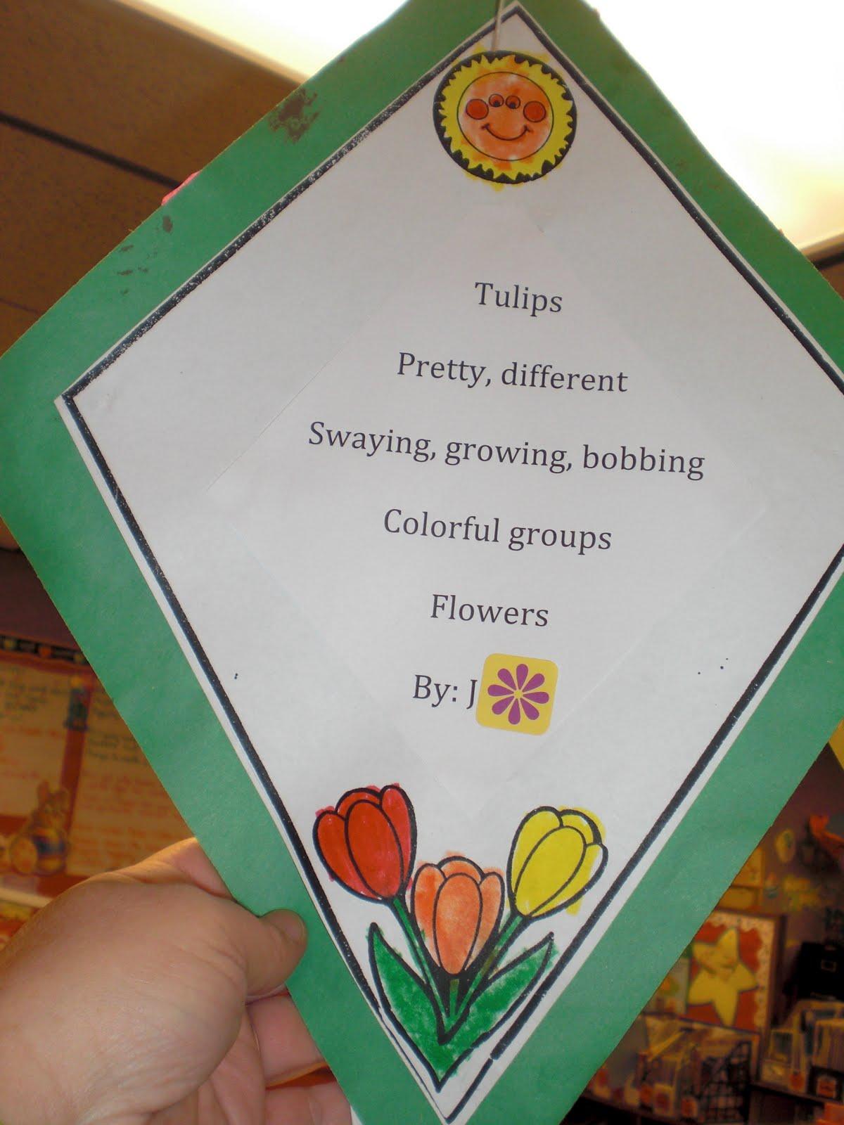 cinquain poem about flowers - photo #5