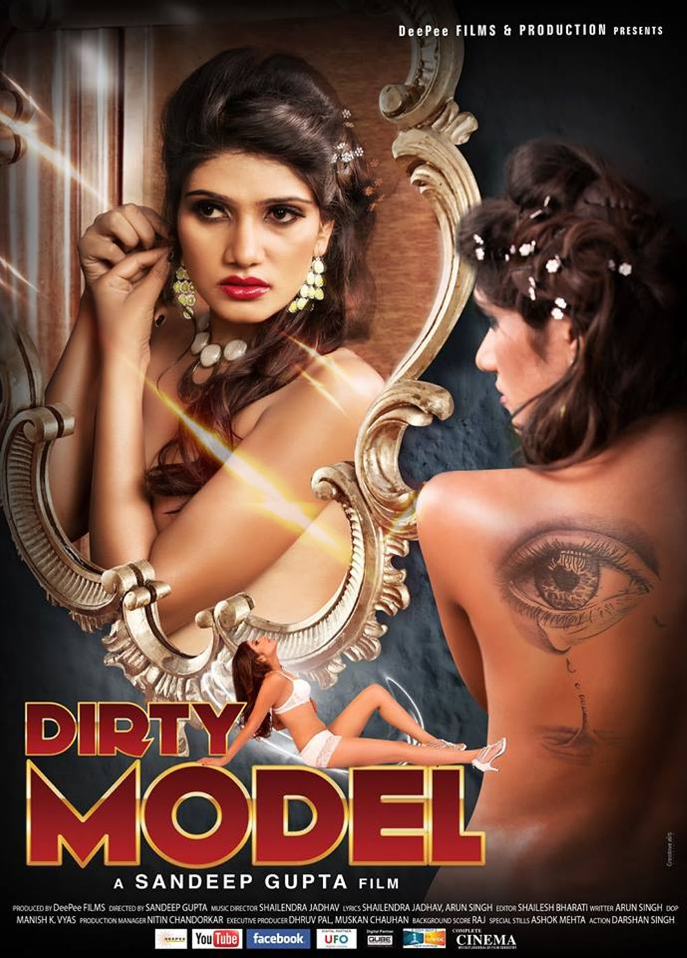 Dirty Model 2015 Hindi Hot 720p HDRip 1GB Download