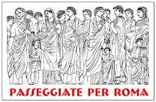 Le suggestioni di Roma....