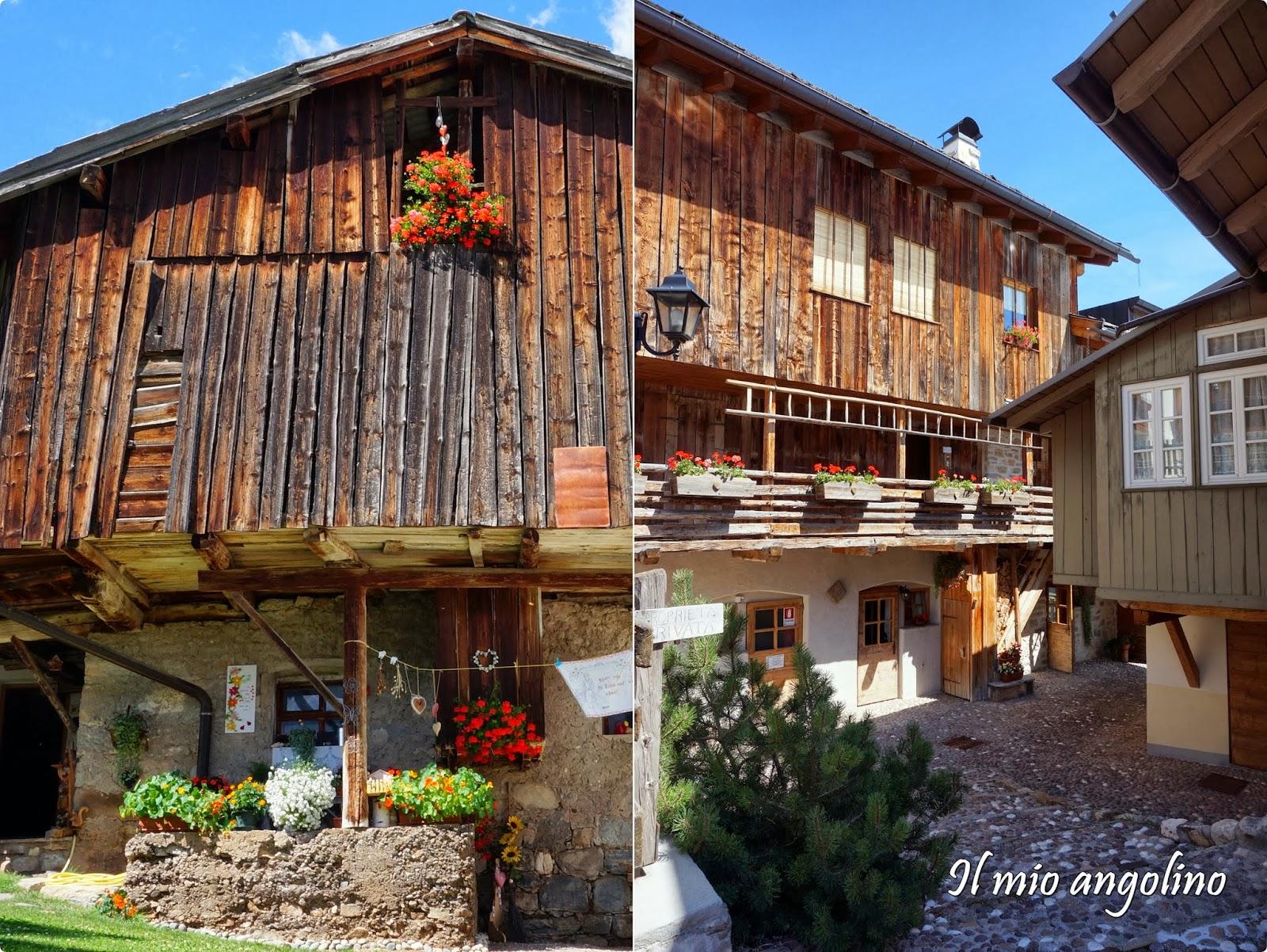 Case di montagna in legno interni case di montagna with - Mobili per case di montagna ...