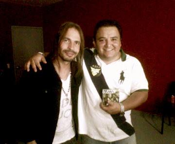 Sergio Vallin y Adrián Moreno