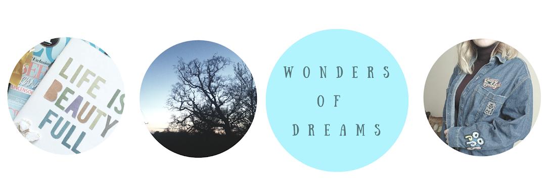 Wonders Of Dreams