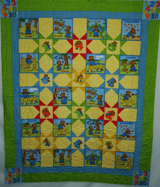longarm quilting Leanne Strum Virginia