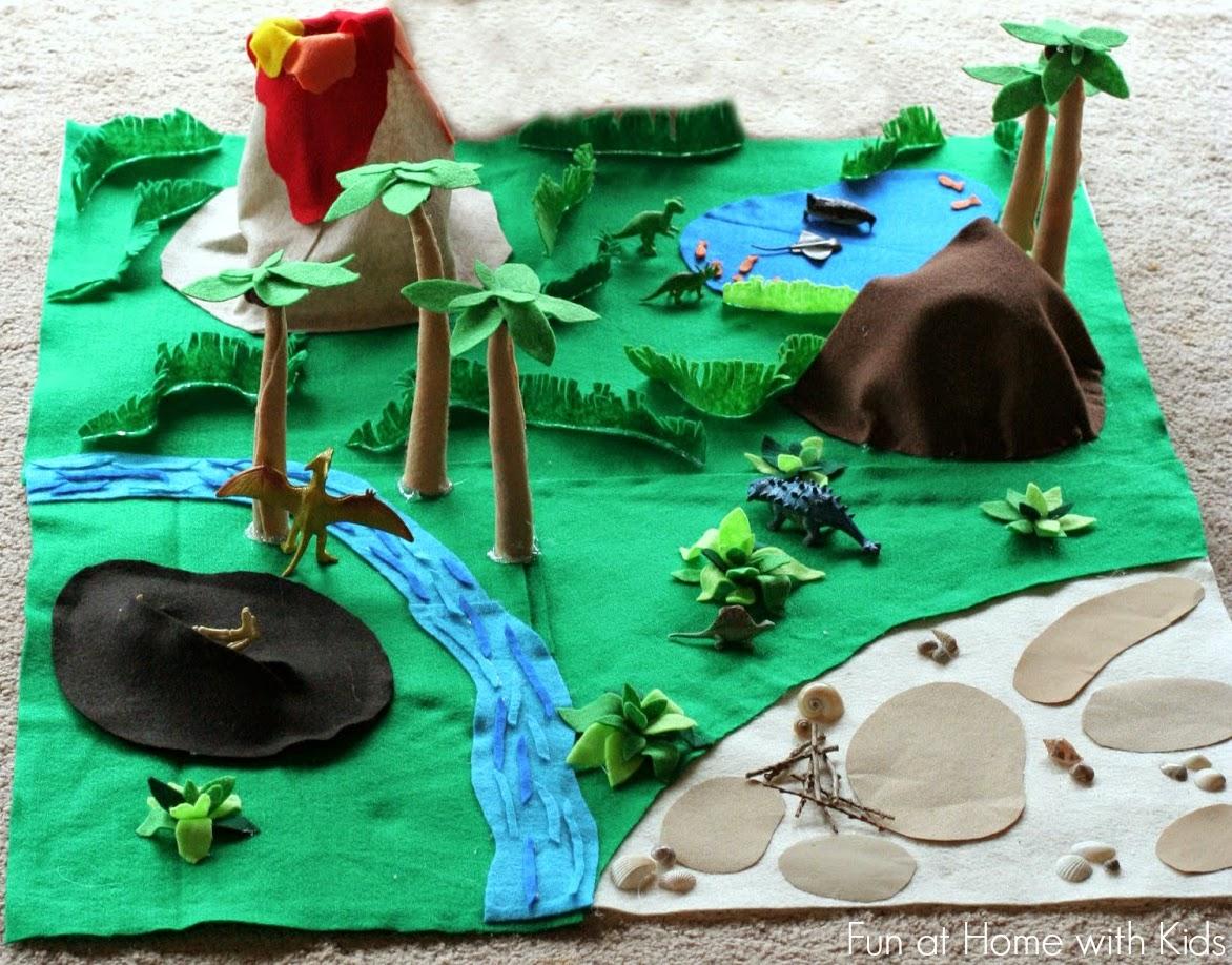 Kids Crafts Dinosaurs Think Crafts By Createforless