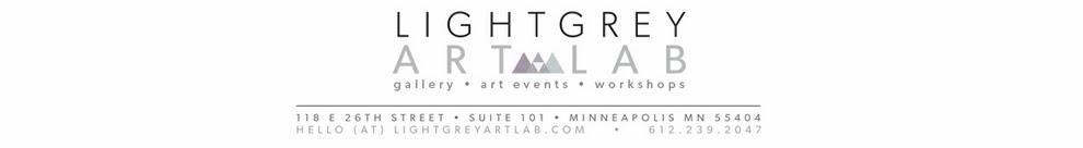 Light Grey Art Lab
