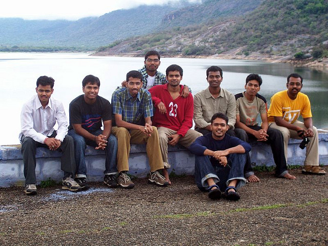 Tourist attraction Munnar: Munnar lake