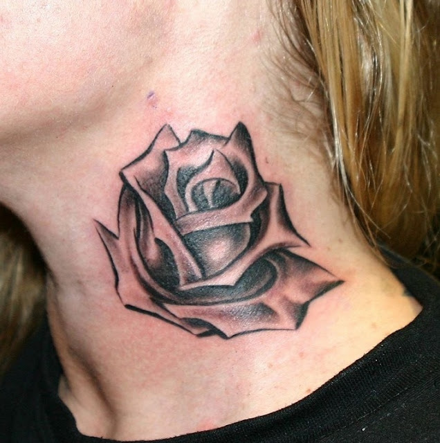 Rose Tattoo Designs For Men - Tattoos Art