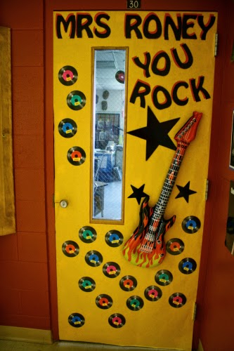 Music Classroom Door Decoration Ideas ~ Teaching hands and lesson plans