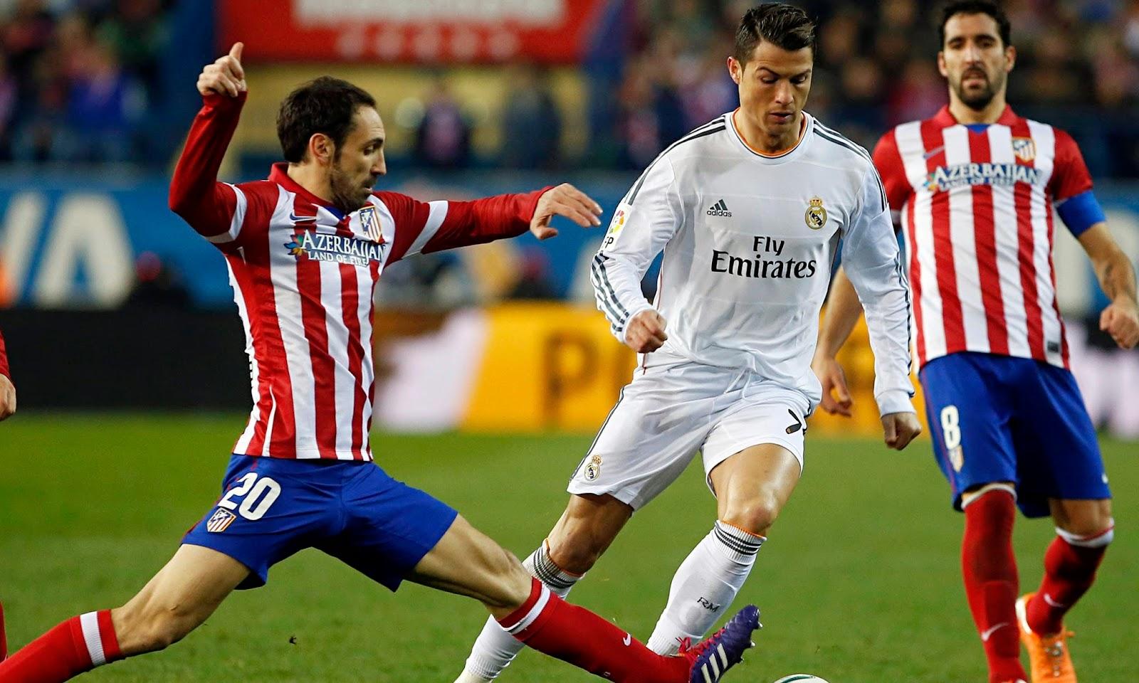 Real Madrid vs Atletico Madrid en vivo
