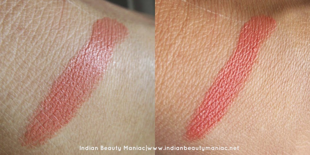 Rimmel Lasting Finish Matte Collection Lipstick by Kate Moss 109, Rimmel Lipsticks, Rimmel Kate Moss Lipsticks, 109, Rimmel in India, Rimmel Cosmetics, Kate Moss, Indian Beauty Blogger, Beauty Blogger, Makeup Blogger, Indian Makeup Blogger, Review, Rimmel Lasting Finish Lipsticks, Rimmel Matte Lipstick, Swatch