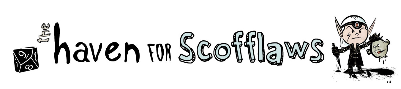 The Haven for Scofflaws- Art and Writing by David Finley
