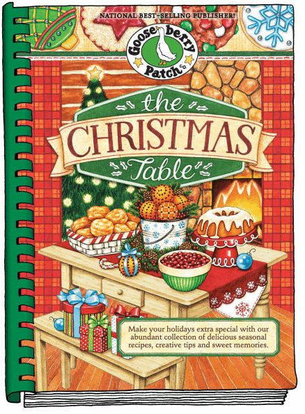 The Christmas Table Recipe book