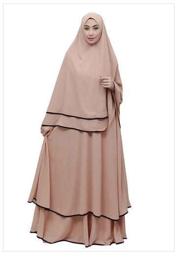 Contoh Foto Baju Muslim Modern Terbaru 2016 Desain Baju