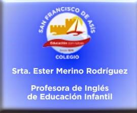 Bienvenidos a Educación Infantil