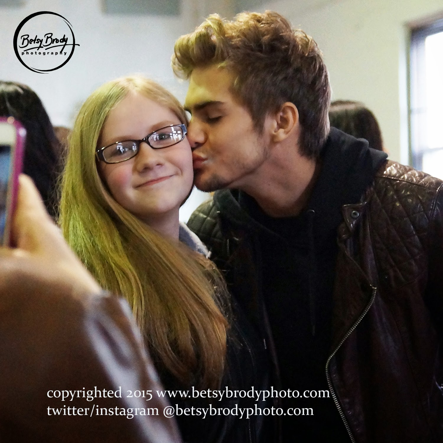Betsy Brody Photography Im5 Band In Nyc Meet And Greet