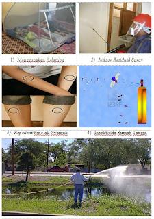 Pengendalian kimia vektor malaria