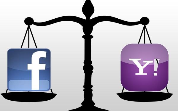 Facebook serang balas Yahoo