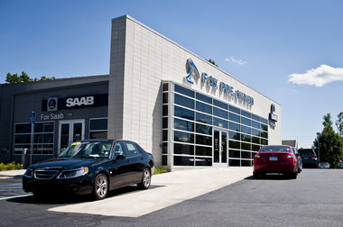 Life with saab essential saab news july 2011 for Fox motors grand rapids