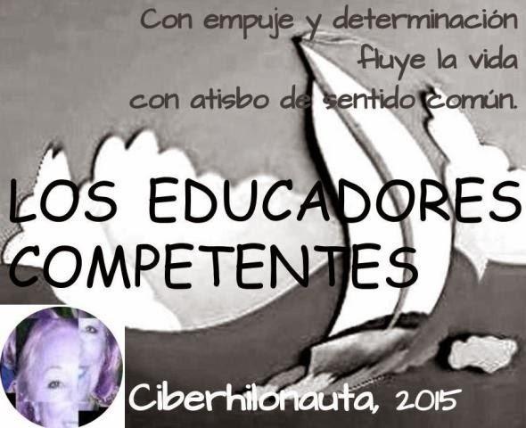 LOS EDUCADORES COMPETENTES