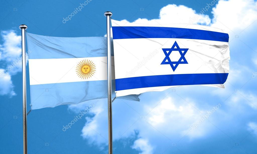 Serving the interests of both Argentina and Isreal