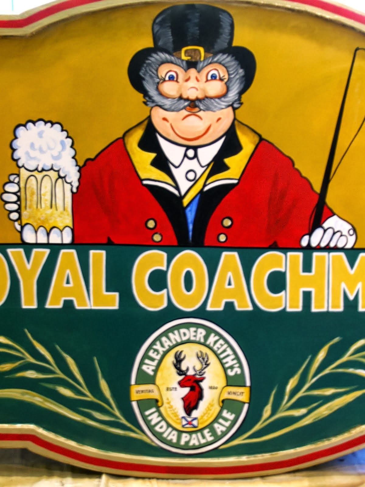 The Royal Coachman