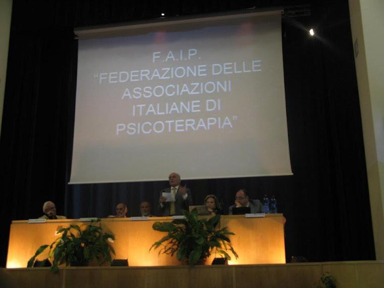 ROMA CONVEGNO NAZIONALE FAIP 2011