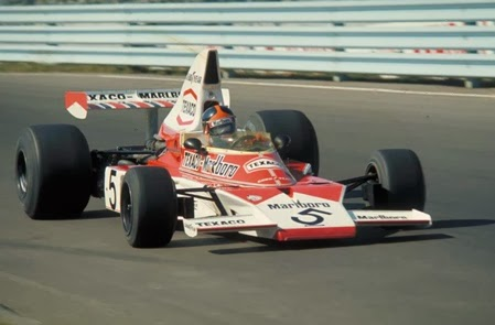 Formula 1 1974 Emerson Fittipaldi/ Mclaren
