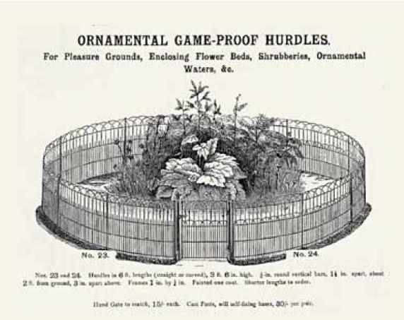 Los bordillos y los perfiles divisores en la jardiner a y for Pdf jardineria y paisajismo