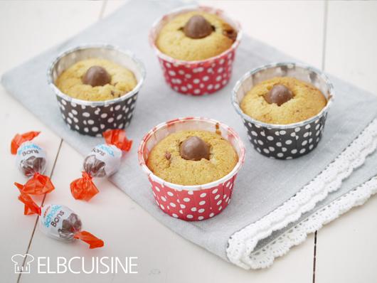 Schokobonbon Muffins