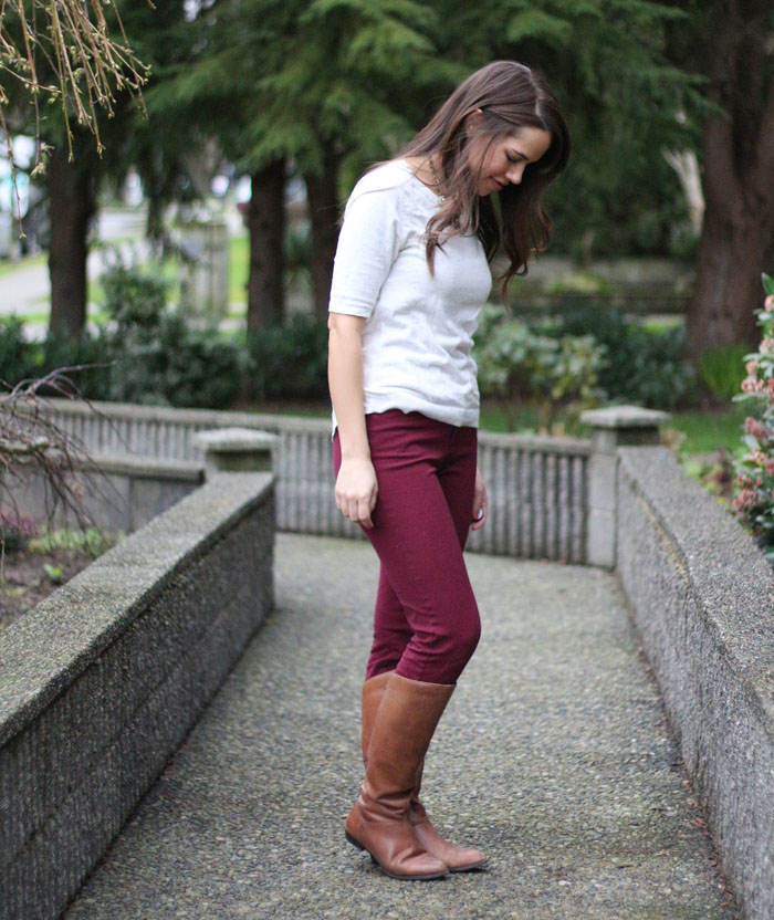 jules in flats: personal style blog - business casual workwear on a budget