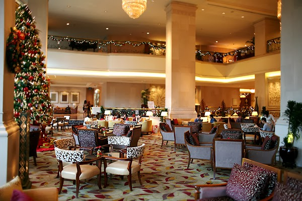Lobby Lounge, Shangri-La Jakarta