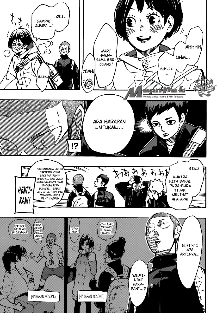 Haikyuu!! Chapter 246-6