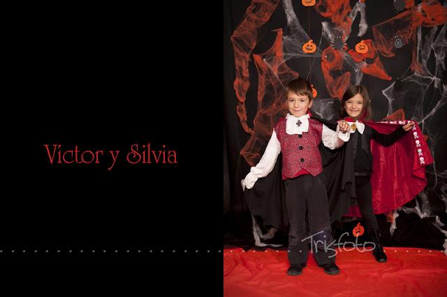 fotos halloween alicante, halloween trisfoto, fotos niños alicante