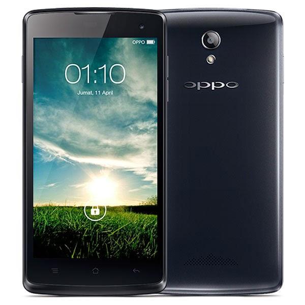 Spesifikasi dan Harga Handphone Oppo Yoyo R 2001 - Black