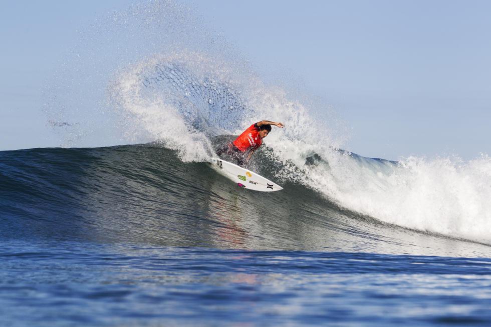 15 Filipe Toledo Hurley Pro at Trestles2015 Foto WSL Brett Skinner